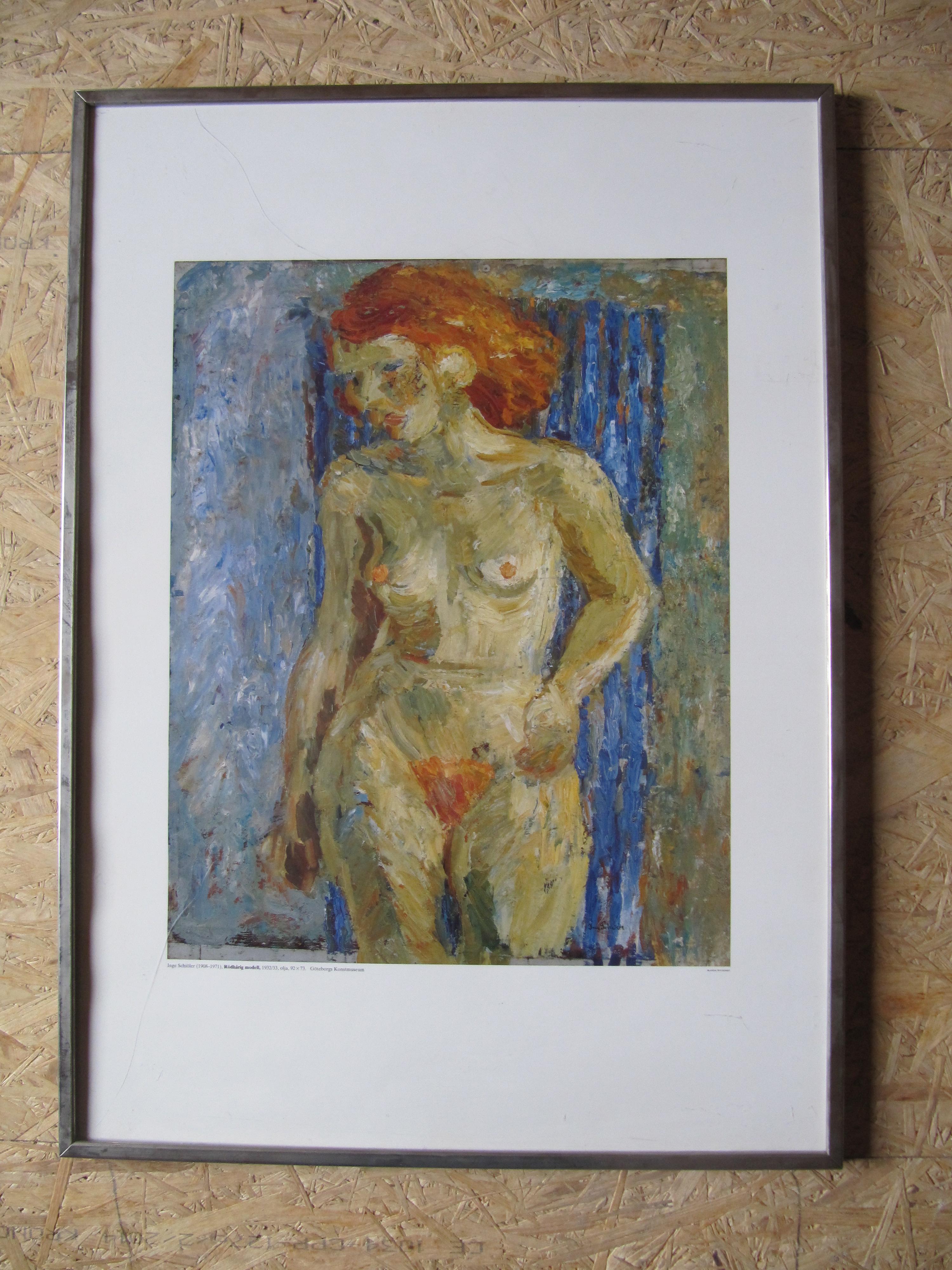 INGE SCHOLER 1908-1971   -1932 REPRUDUKCIJA