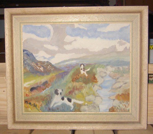 M. M. -1950 -šuniukas