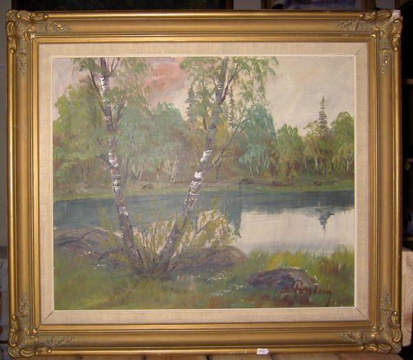 Borje Forsberg -patvirtinta 1954
