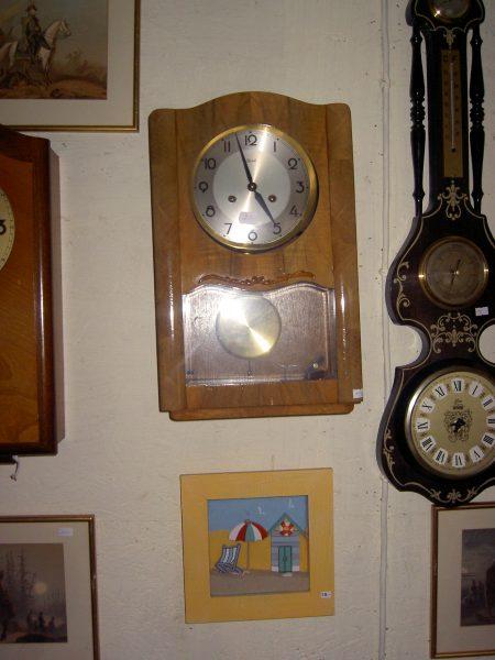 Siėninis laikrodis