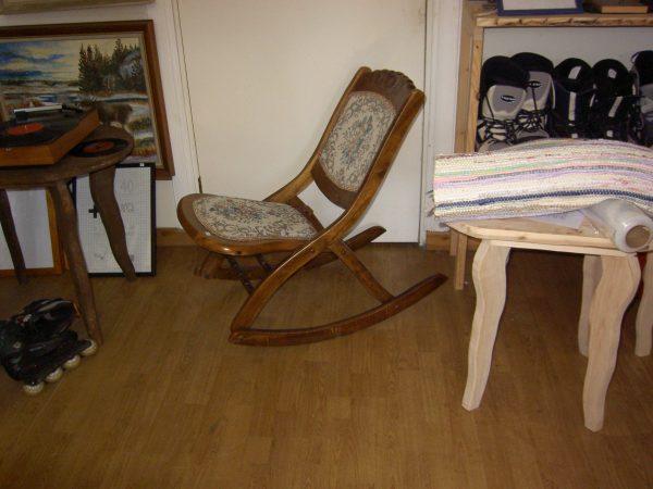 Supama kėdė  VAIKIŠKA